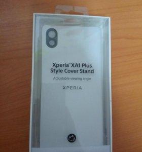 Чехол-подставка для Sony Xperia XA1 Plus