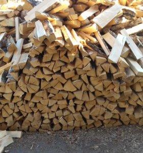 Дубовый осиное березовые дрова