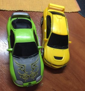 Машина и трансформер
