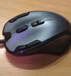 Игровая мышь Logitech