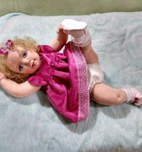 """кукла текстильная """"baby""""ручной работы"""