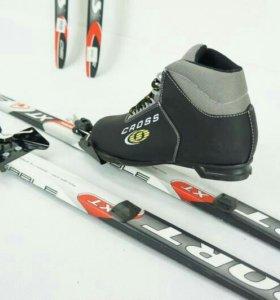 Лыжные комплекты для всей семьи (новые)