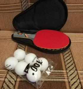 Ракетка для настольного тенниса Stiga JMC Touch WR