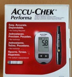 Глюкометр accu-chek