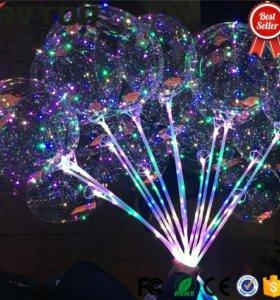 Светящиеся шары бобо, товар под реализацию