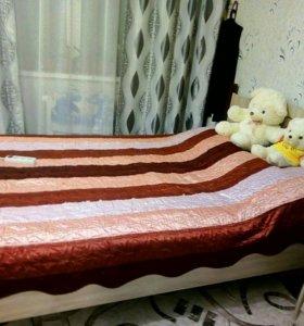 Кровать 2х спальняя