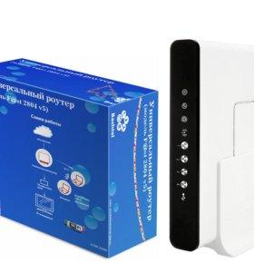 Мультимедийный роутер Sagemcom