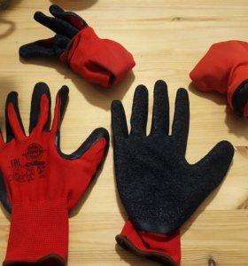 Перчатки жаростойкие