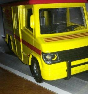 Модель фургон