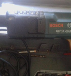 Перфоратор bosch gbh 2-20se
