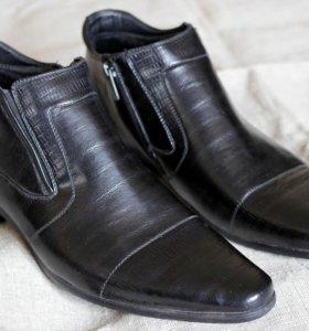 Демисезонные ботинки, 40, 43