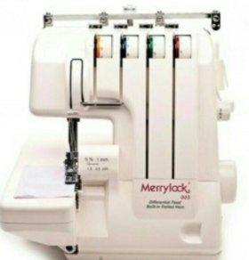 Оверлочная машинка Merrylock
