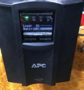 ИБП Smart-UPS 1000