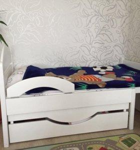 Кровать Ростушка-2
