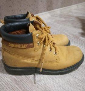 Ботинки.Осень.