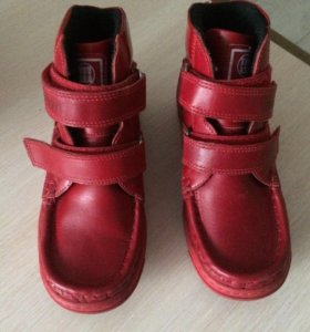 Ботинки минимэн новые