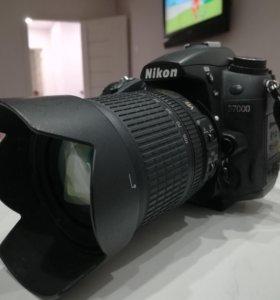 Продам Nikon D7000