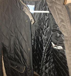 Куртка стёганная 128-134