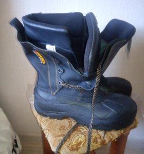 Рабочие зимние ботинки Тюмень