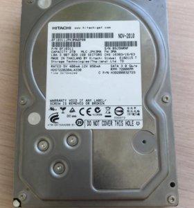 Жесткий диск Hitachi Deskstar 7K2000 2 Тб