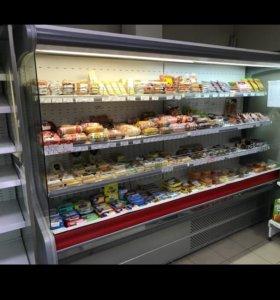 Холодильное оборудование горка холодильник горка