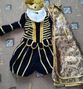 Новогодние костюмы на мальчика