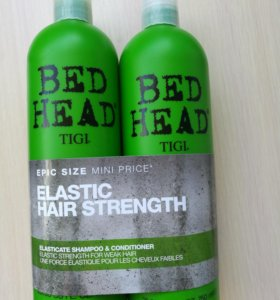 Набор Tigi Bed Head Elasticate Strengthening