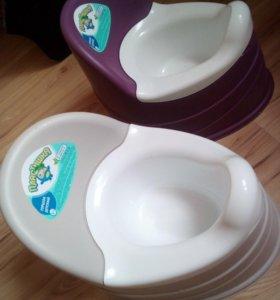 Туалетные горшки