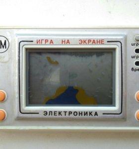 Космический мост игра на экране электроника