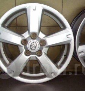 Литые диски Toyota Rav 4