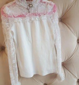 Блузка школьная Маленькая Леди