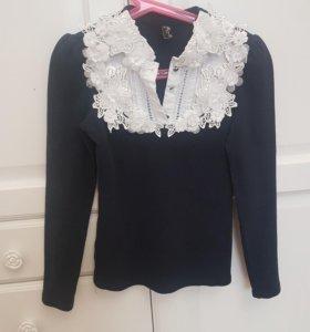 Блузка школьная 'Маленькая леди'