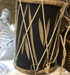 Индийский барабан.