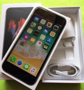 iPhone 6s space gray 16gb (в идеале с отпечатком)