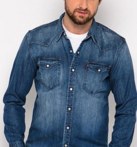 Рубашка Levi's, новая.