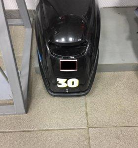 Продам Колпак лодочного мотора гладиатор 30 лс