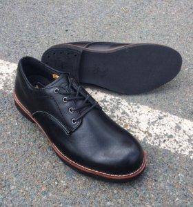 Кожаные туфли Zsou