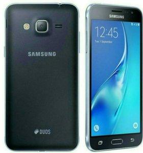 Samsung J 3 2016 г