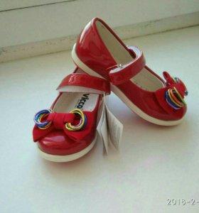 Новый сандалии, туфельки