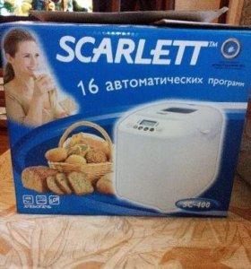 Новая хлебопечка