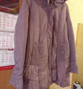 Зимняя куртка, 50размер