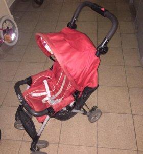 Прогулочная детская коляска Graco Citisport.