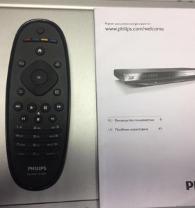 Blu-ray player Philips BDP7600
