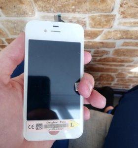 IPhone 4 дисплеи