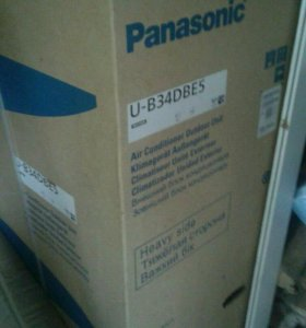 Наружный блок Panasonic U-B34DBE5