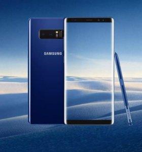 Samsung Note 8 64gb синий сапфир