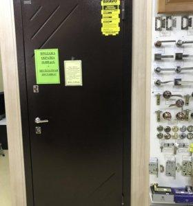 Дверь металическая входная