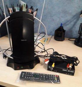 Комплект для цифрового эфирного телевидения