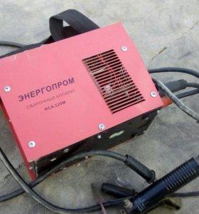 Сварочный аппарат инверторный ИСА220м
