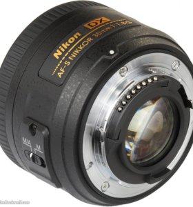Nicon 35 mm 1,8 ( Nikkor)